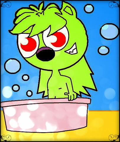 File:Penny (Serenity-Sven) Keswick 's First Bath.jpeg