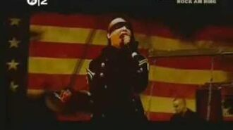 Marilyn Manson - Prelude The Family Trip -MTV LiveRock AM Ring 2005-