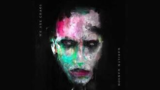 Marilyn Manson - PERFUME (Official Audio)