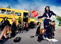 Manson promo 1995