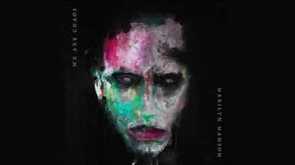 Marilyn Manson - INFINITE DARKNESS (Official Audio)