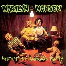 Marilyn Manson-Portrait of an American Family