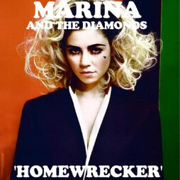 Marina and the diamonds homewrecker by teddyfluff19-d5ywomt