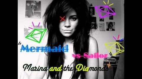 Marina And The Diamonds - Mermaid VS. Sailor FULL EP