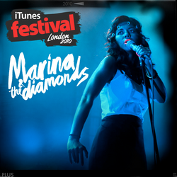 ITunes Festival 2010 artwork