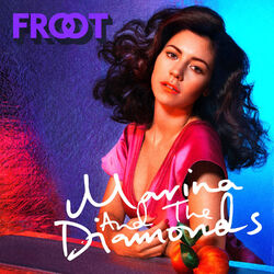 Froot single artwork