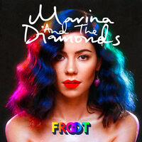 Froot album artwork