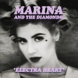 Electra Heart Deluxe album artwork