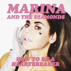 How To Be A Heartbreaker single artwork