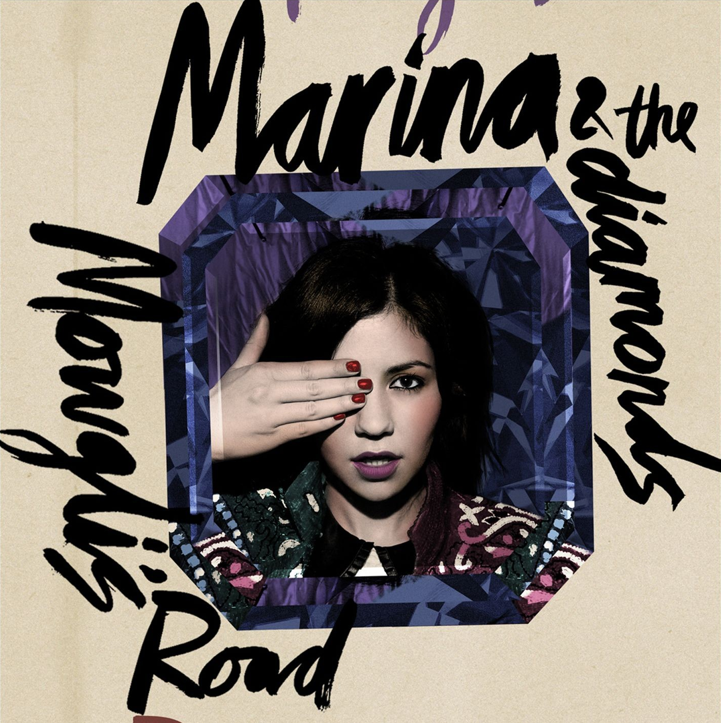 Official Marina And The Diamonds Mowglis Road Lyrics At Cd Universe