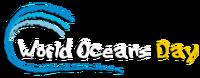 Worldoceansday logo