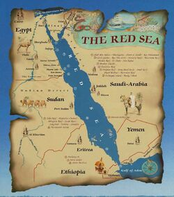 Map-Red-Sea