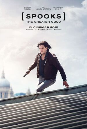 Spooks The Greater Good Movie Poster