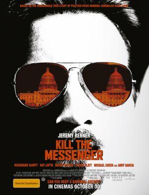 Kill the Messenger Movie Poster