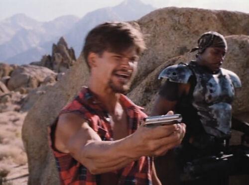 Digital Man-Pistol-1