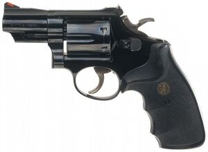 S&W Mdl 19 manufactured in 1974
