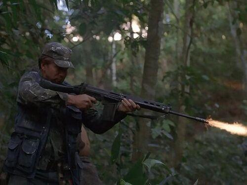 The Snake King rifle 2 6