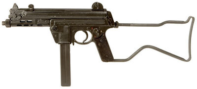 Walther mpk unfolded