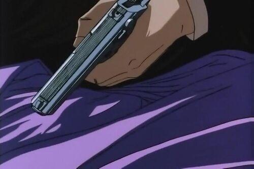 Psycho Diver Soul Siren pistol 7
