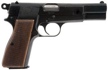 BrowningHiPowerPistol9mm