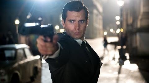 The Man from U.N.C.L.E. - Comic-Con Trailer HD