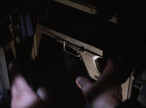 Digital Man-Glock-8