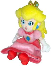 Super-mario-plush-8-princess-peach-soft-stuffed-plush-toy-japanese-import-photo-001