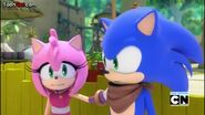 Sonic and amy sonic boom by sonamy115-d882um0
