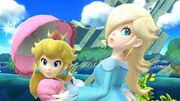 Rosalina and peach by daisyamyftw-d8coqt8