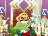 Wario X Queen Merelda
