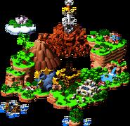 Reino dos Cogumelos 1