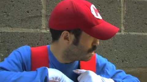 Mario Game Over