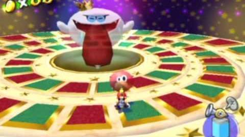 Super Mario Sunshine King Boo