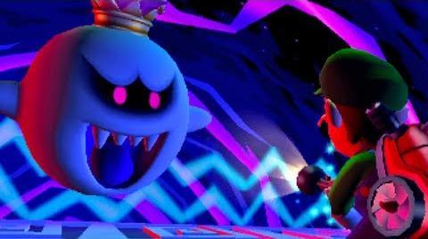 Luigi's Mansion Dark Moon King Boo Battle Ending (HD)