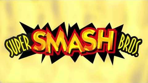 Yoshi's Island - Super Smash Bros.