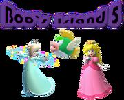 Boo's Island 5 Logo BY Silver & Co.