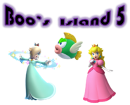Boo's Island 5 Logo BY Silver & Co.