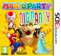MP Big Party 3DS By Silver & Company