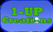 1-UP Creations Logo