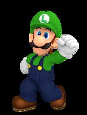 Luigi render by nintega dario-dbs54yq