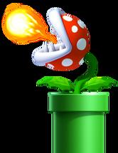 Planta Piraña de fuego