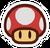 186px-Champiñon en Paper Mario 3DS