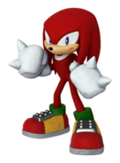 Knuckles Super Smash Bros. Maximun