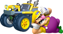 Wario (Mario Kart 7)