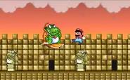 Mario vs Wart