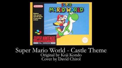Super Mario World - Castle Theme Orchestral Cover (OC DC)