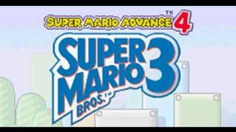 Super Mario Advance 4 Super Mario Bros