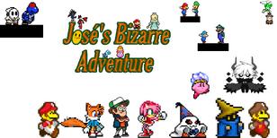 José's bizarre Adventure dibujo