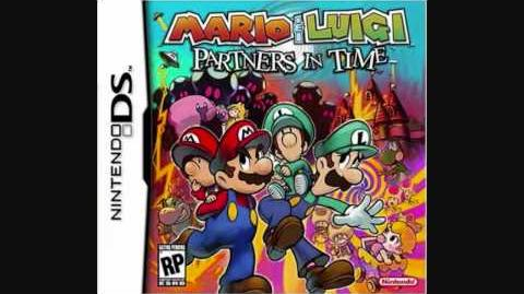 Mario and Luigi Partners in Time - Princess Shroob Battle's (Orchestrated)