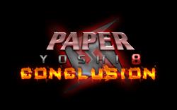 Paper Yoshi 8 Logo